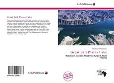 Bookcover of Great Salt Plains Lake