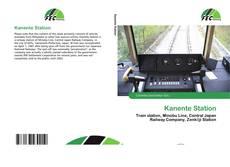 Buchcover von Kanente Station
