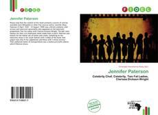 Jennifer Paterson kitap kapağı