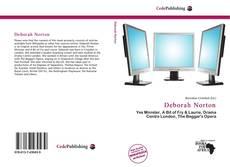 Couverture de Deborah Norton