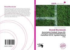Bookcover of Dezső Bundzsák
