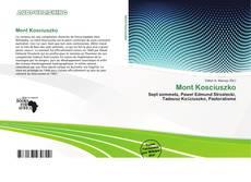 Обложка Mont Kosciuszko