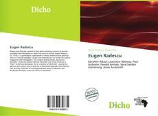Buchcover von Eugen Radescu