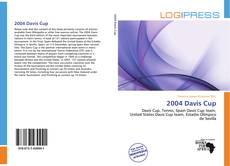 2004 Davis Cup kitap kapağı