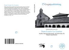 Bookcover of Jean-Louis Le Loutre