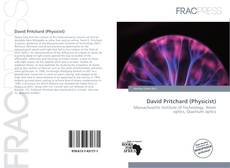 Capa do livro de David Pritchard (Physicist)