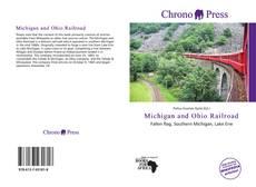 Portada del libro de Michigan and Ohio Railroad