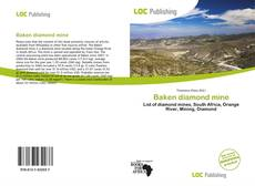 Bookcover of Baken diamond mine