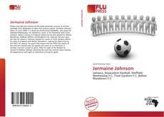 Bookcover of Jermaine Johnson