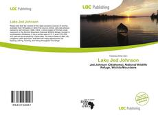 Bookcover of Lake Jed Johnson