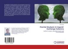 Frontal Analysis in Ligand-Exchange Columns kitap kapağı