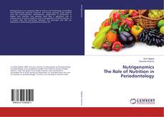 Portada del libro de Nutrigenomics The Role of Nutrition in Periodontology