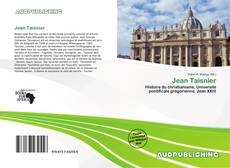 Capa do livro de Jean Taisnier