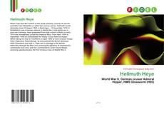 Bookcover of Hellmuth Heye