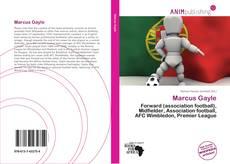 Buchcover von Marcus Gayle