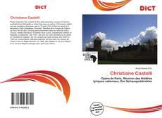 Couverture de Christiane Castelli