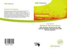 Capa do livro de Hellmer Hermandsen