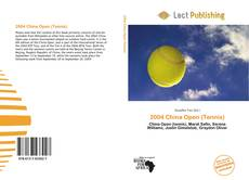Bookcover of 2004 China Open (Tennis)
