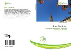 Bookcover of Paul Gauthier