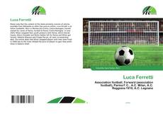 Buchcover von Luca Ferretti