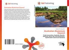 Обложка Australian Aluminium Council