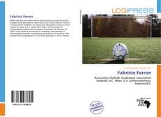 Bookcover of Fabrizio Ferron