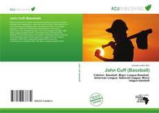 Bookcover of John Cuff (Baseball)