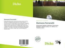 Portada del libro de Damiano Ferronetti
