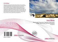 Bookcover of Iron Blow