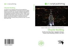 Bookcover of Chrysler Building