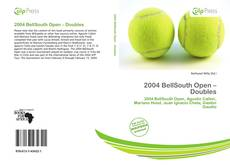 Bookcover of 2004 BellSouth Open – Doubles