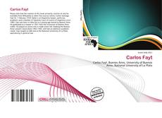 Bookcover of Carlos Fayt