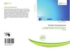 Buchcover von Carlos Guastavino