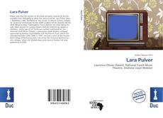 Copertina di Lara Pulver