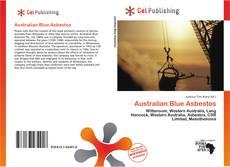 Australian Blue Asbestos kitap kapağı