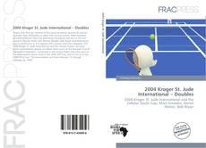 Borítókép a  2004 Kroger St. Jude International – Doubles - hoz