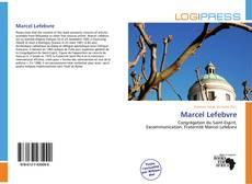 Capa do livro de Marcel Lefebvre