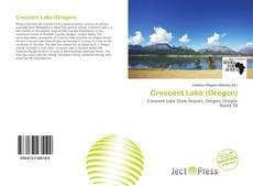 Обложка Crescent Lake (Oregon)