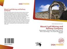 Обложка Mount Lyell Mining and Railway Company