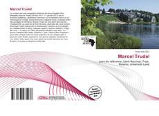 Buchcover von Marcel Trudel