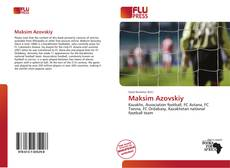 Couverture de Maksim Azovskiy