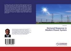 Demand Response in Modern Power System kitap kapağı