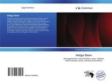 Borítókép a  Helga Deen - hoz