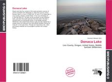 Bookcover of Donaca Lake