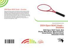 Обложка 2004 Open SEAT Godó – Doubles