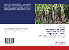 Bookcover of Abundance of Micro Arthropod Fauna in Vegetational Fields