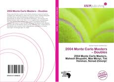 Capa do livro de 2004 Monte Carlo Masters – Doubles
