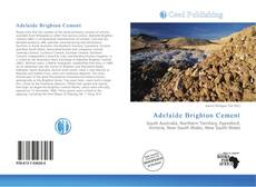 Bookcover of Adelaide Brighton Cement