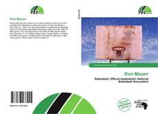 Capa do livro de Ken Mauer