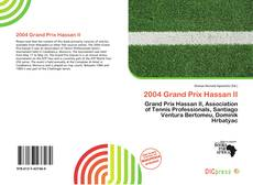 Bookcover of 2004 Grand Prix Hassan II